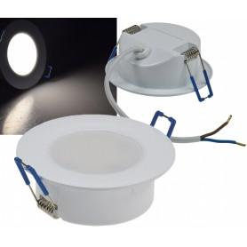 LED Spot Ф85mm 5W K3000-4000 IP54