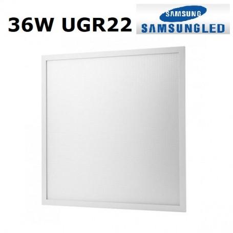 LED Panel SAMSUNG 62x62cm 36W 4300Lm LIFUD UGR22