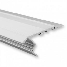 Alu step-profile PO2 for LED strip