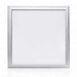 LED Panel EPISTAR 30x30cm 18W silber