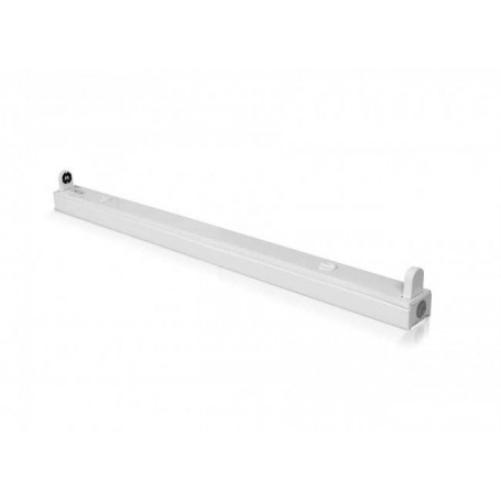 LED tube fixture T8 150cm IP20