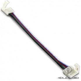 RGBW Verbindungskabel 5polig beidseitig Schnellverbinder
