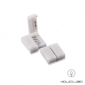 RGBW LED Strip Schnellverbinder 5polig 12mm