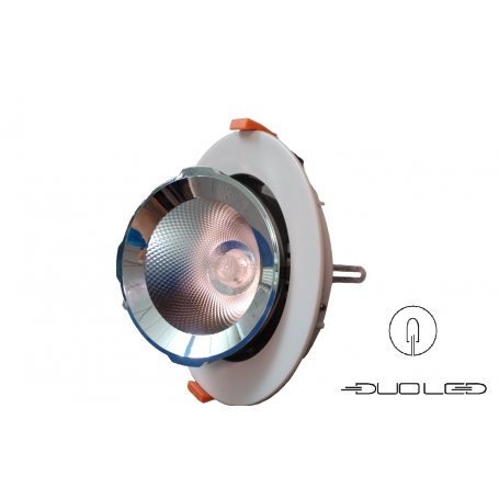 LED Downlight rotable Ф140mm 10W 850Lm K3000-K4000