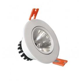 LED Spot Ф85mm 5W 500Lm K3000-4000-6000 weiß