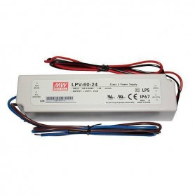 LED power supply 60W 24V IP67