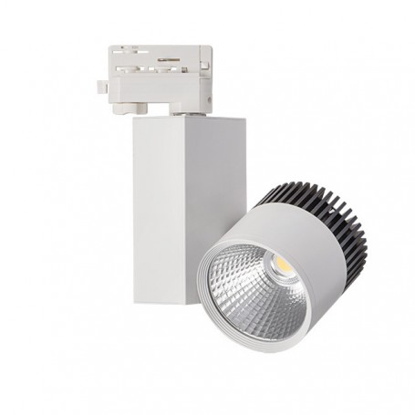LED tracklight 11W 750Lm COB K4000