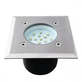 LED groundlight 0,7W Gordo square