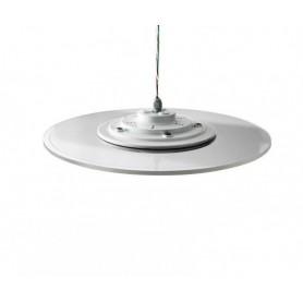 LED Deckenleuchte Transparent Ø30cm 15W CCT dimmbar 3000K-6500K