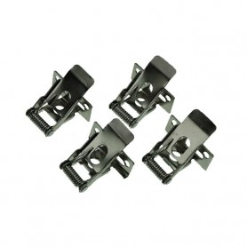 LED Panel mountingclips 4pcs-set