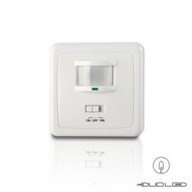 Motion detector flush-mounted 1200W