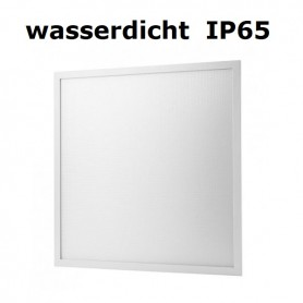 LED Panel EPISTAR 62x62cm 45W 4940Lm IP65 Feuchtraum