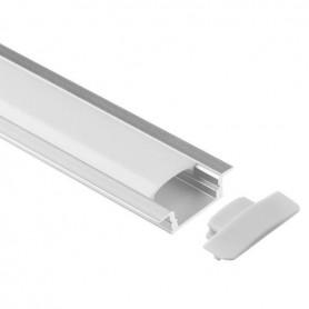 Alu joints Profile 18x6 2m. Set