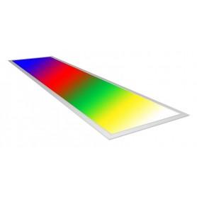 LED Panel RGBWW 30x60cm 24W