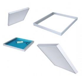 Click Surface mountingframe 62x62cm white