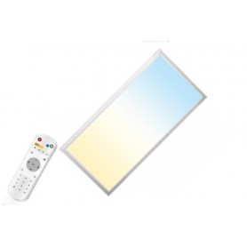 LED Panel multicolor CCT 30x60cm 24W