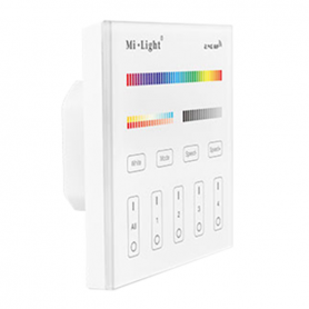 RF-touchpanel RGB+CCT 4 channel