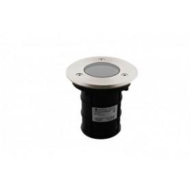 LED recessed ground light GU10