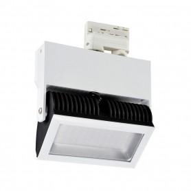 LED Tracklight SAMSUNG 38W 3800Lm K3000-4000-5500