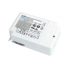 LED powersupply constant current 1000mA/45W RF dimmable