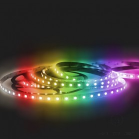 LED Strip SMD5050 12V 14,4W/m RGB+CCT IP20 60LED/m