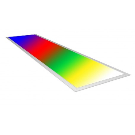 LED Panel RGBWW 60x120cm 48W