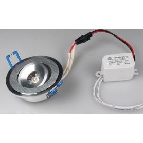 LED Mini Spot Ф67mm 1W 80Lm K3000