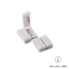 RGB-CCT LED Strip Schnellverbinder 6polig 12mm