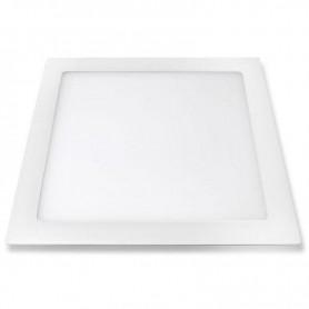 LED Panel EPISTAR 20x20cm 10W weißer Rahmen