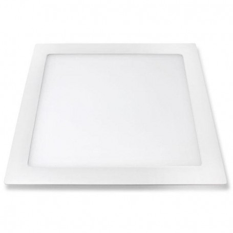LED Panel EPISTAR 20x20cm 10W white frame