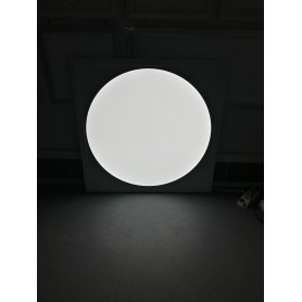 LED Panel Round 60x60cm 36W white