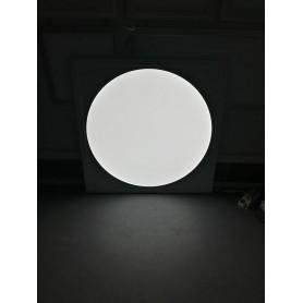 LED Panel RUND 60x60cm 36W weiss