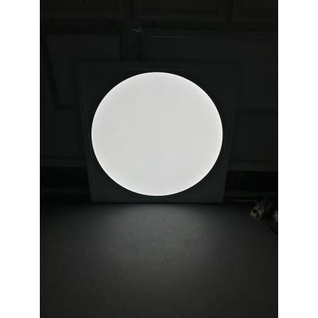 LED Panel Round 60x60cm 36W white
