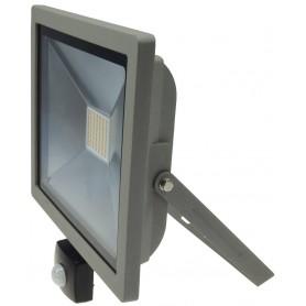 LED Flutlicht 50W IP65 PIR Sensor K4000
