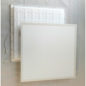 LED Panel backlite 62x62cm 40W weiss