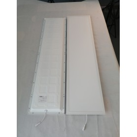 LED Panel backlite 30x120cm 36W weiss