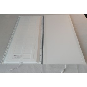 LED Panel backlite 60x120cm 60W weiss