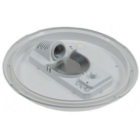 LED Wand/Deckenleuchte IP44 für E27  HF-Bewegungsmelder