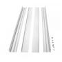 Surface mountingframe 30x120cm white