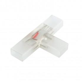 230V LED Strip T-Verbinder 2polig