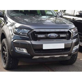 LAZER LAMPS Kühlergrill-Kit FORD RANGER (2016-2018) Triple-R 750 Elite Gen2