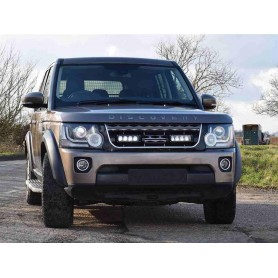 LAZER LAMPS Kühlergrill-Kit LAND ROVER DISCOVERY 4 (2014+) Triple-R 750 Standard