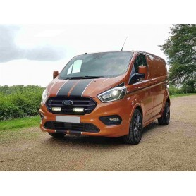 LAZER LAMPS Grille-Kit FORD Transit Custom (2018+) Triple-R 750 Elite