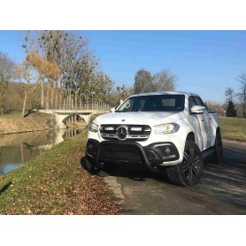 LAZER LAMPS Grille-Kit MERCEDES X-Class (2017+) Triple-R 750 Elite