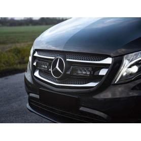 LAZER LAMPS Kühlergrill-Kit MERCEDES Vito (2014+) Triple-R 750 Standard