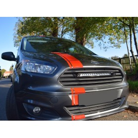 LAZER LAMPS Grille Kit FORD Transit Courier (2014+) Linear 18 Std