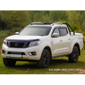 LAZER LAMPS Dachanbau Kit NISSAN Navara (2014+) Linear36