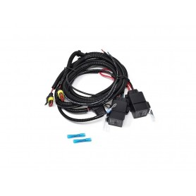 Lazer wire-harness kit double-splice TripleR with position light