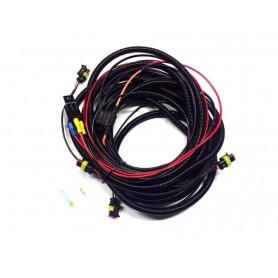 Lazer Kabelsatz Vierfach-Splice ST-Serie-TripleR-Linear