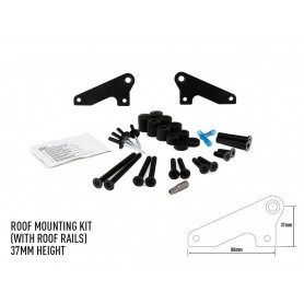 LAZER LAMPS roof mounting kit 37mm with rails